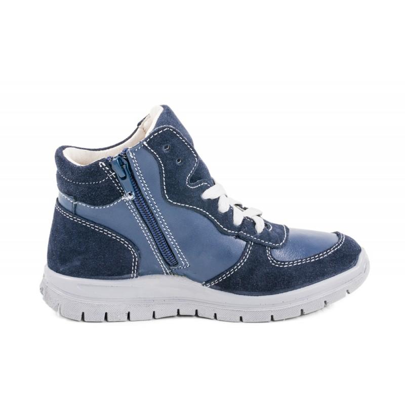 Ботинки Котофей 652057-21