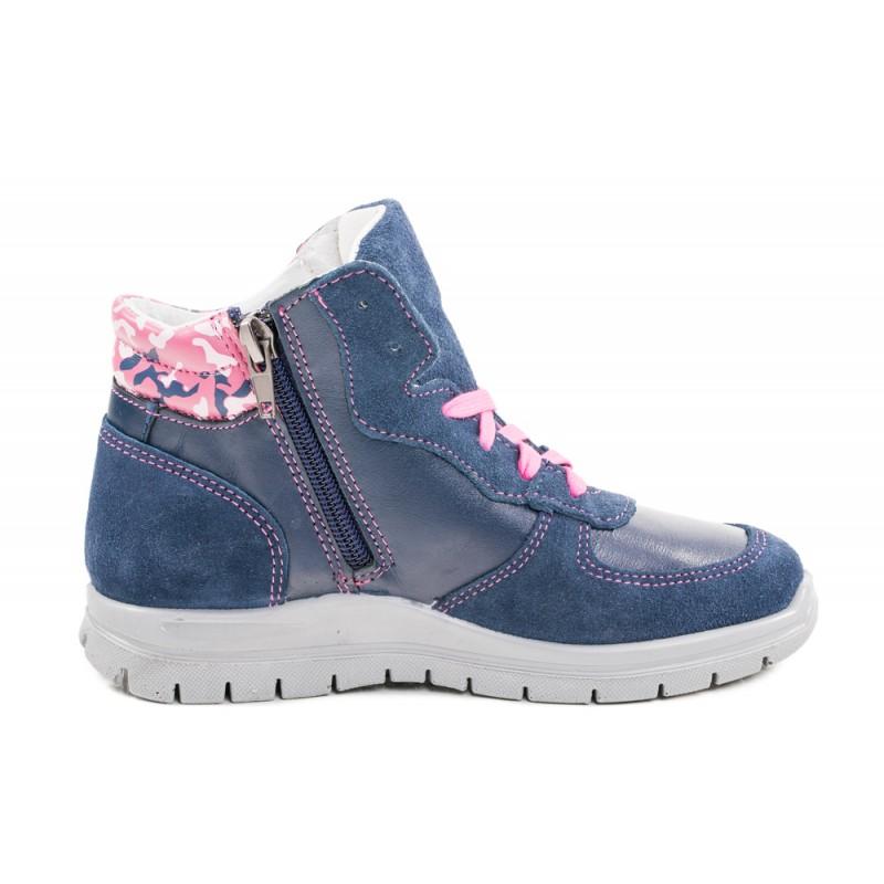 Ботинки Котофей 652060-21