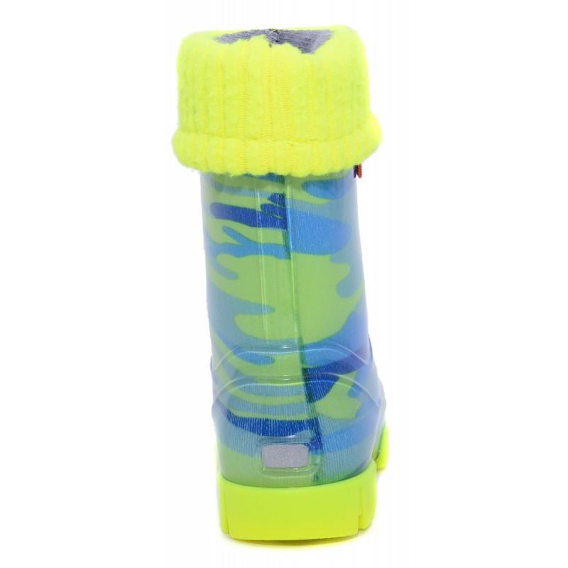 Резиновые сапоги Demar 0034
